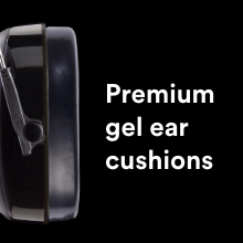 Premium Gel Ear Cushions