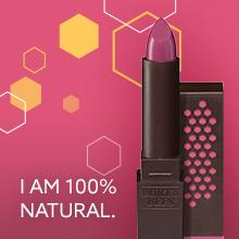 natural lipstick; natural makeup; tube;color;stays on all day;matte;pink; creamy;lip treatment;moist