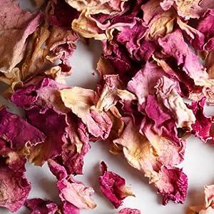 foglie di rosa