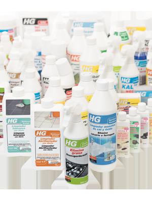 HG 166050130 Profesional porosos 500 ml-eficaz quitamanchas Que Elimina la Grasa y el Aceite de Las baldosas de Suelo, Las losas, la Piedra Natural, ...