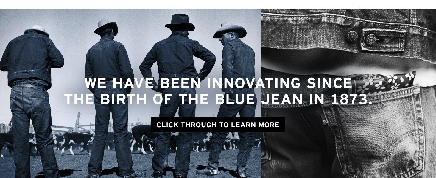 Innovating since the birth of the blue jean