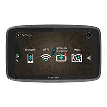 TomTom Trucker 620 6 Inch Gps Navigation Device For Trucks with Wi-Fi Connectivity, Smartphone Services, Real Time Traffic And Maps Of North America 6