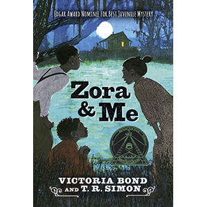 zora neale hurston;historical fiction;mystery;friendship;african american stories;diverse books;