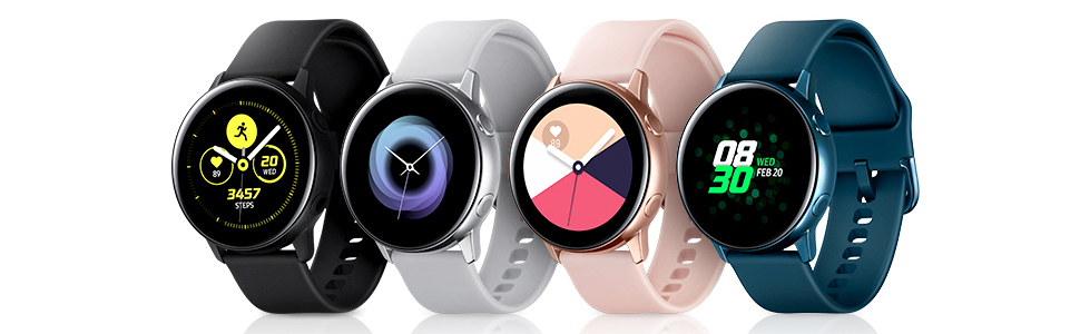 galaxy watch active, samsung galaxy watch active, samsung active watch, samsung sports watch,