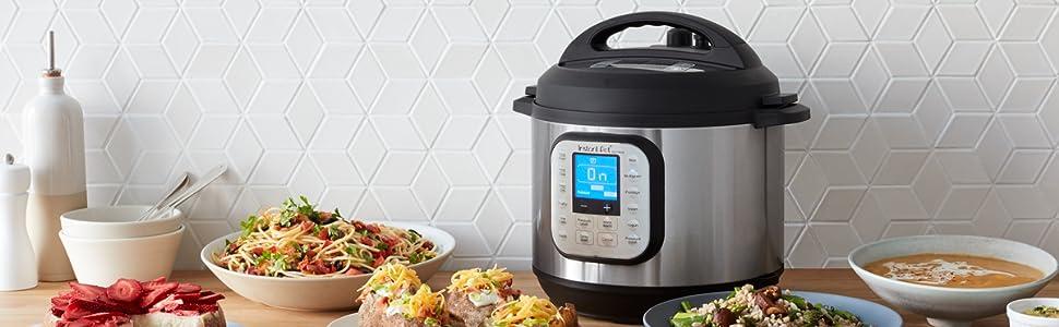 Instant Pot, Insta Pot, Instapot, multicooker, pressure cooker, rice cooker, slow cooker