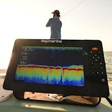 raymarine, element, GPS, fishfinder, sonar, chartplotter, echomap, humminbird