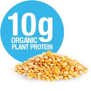 Leche orgánica proteica de avena Orgain, 2 ...