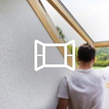 open window detection