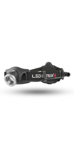 LEDLENSER h7.2 Lampe frontale avec 250 LM 7297