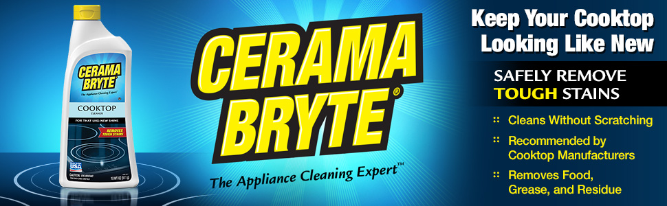 cooktop cleaner, cerama bryte, stovetop cleaner, glass top cleaner, ceramic cleaner