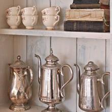 silver, silver polish, Goddard's, tarnish