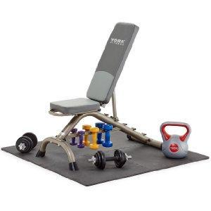 York Fitness - Banca de Entrenamiento: Amazon.es: Deportes y aire ...