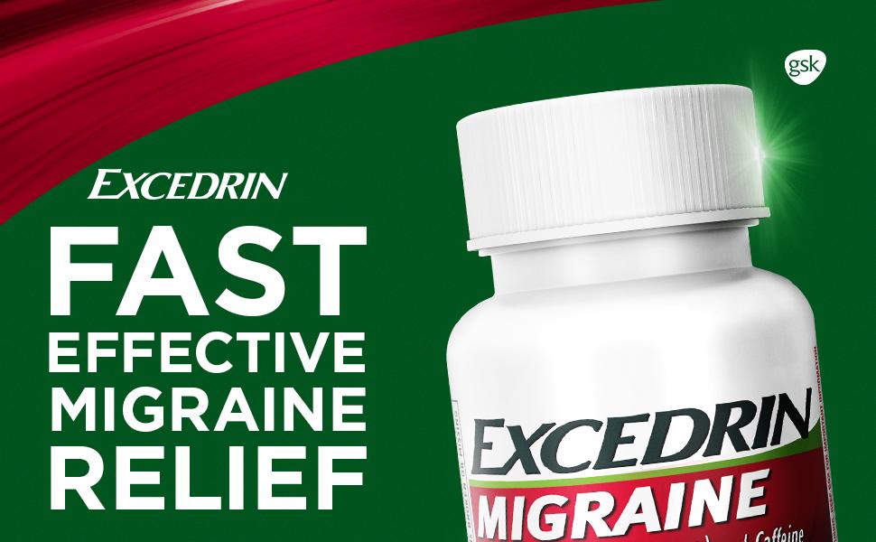 Fast effective migraine relief