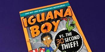 Iguana Boy Book Two