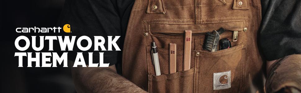 mens, work, shirts, pants, coats, carhartt