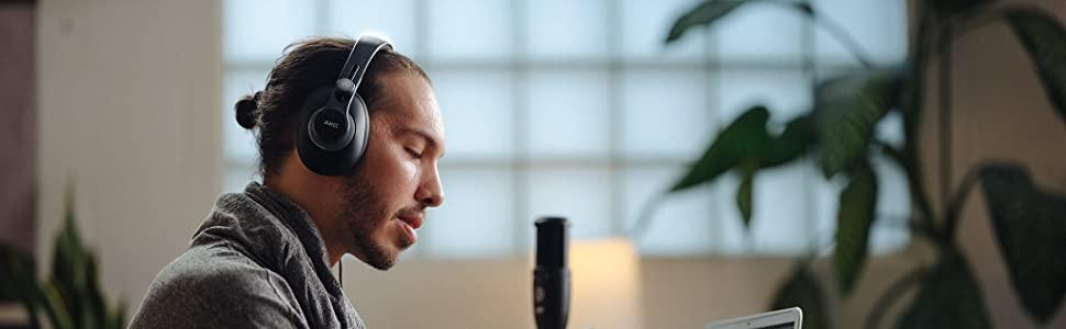 AKG K361 Bluetooth Over Ear Studio Headphones
