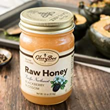 GloryBee Honey, Raw Honey