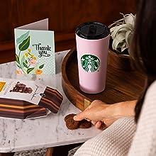 starbucks holiday gift box coffee mugs cookies ground ornament