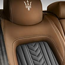 Detalles coche Maserati