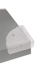 ... Clear Corner Guards & Edge Guard for Baby Proofing Corners | Table Corner Protectors ...