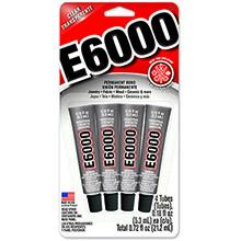 E6000 Mini Tubes