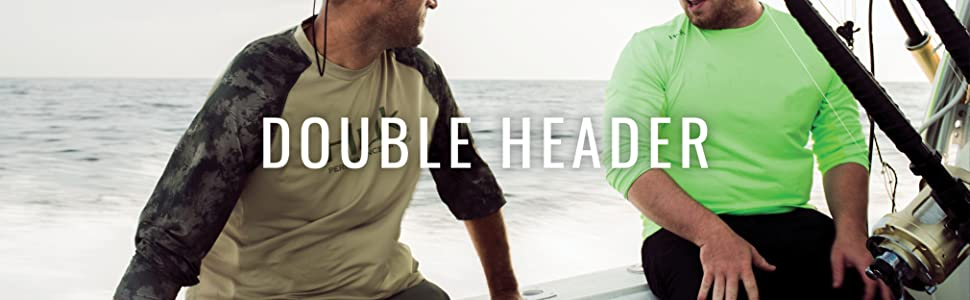 HUK Double Header