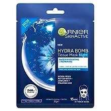 Garnier Hydra Bomb Tissue Mask Night