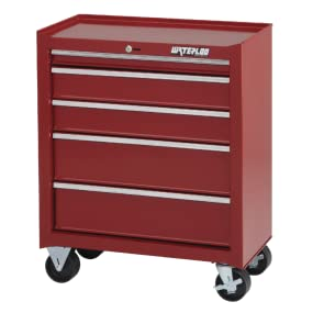 waterloo tool box waterloo shop series 5 drawer tool cabinet 28920