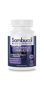 Sambucol Chewable Tablets