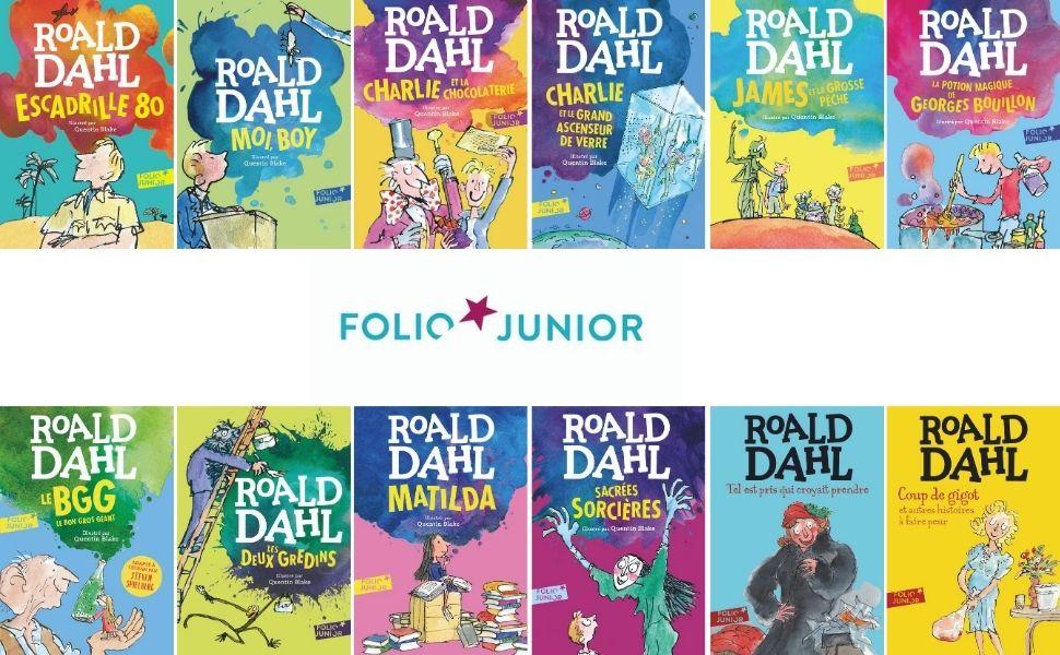 Amazon Fr Sacrees Sorcieres Folio Junior A Partir De 9 Ans Roald Dahl Livres