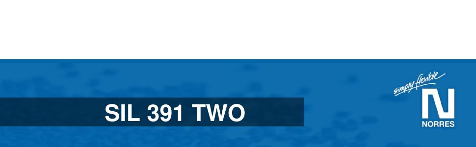 Norres Hochtemperatur Silikonschlauch hochflexibel und fadenverst/ärkt zweilagig /Ø 89mm L:4m