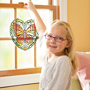 ;sun;catcher;colorful;transparent;creative;outlet;art;boy;girl;child;toddler;arts;and;crafts