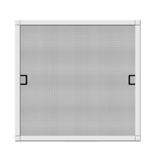 schellenberg 70043 insektenschutz fenster premium fliegengitter mit rahmen 140 x 150 cm in. Black Bedroom Furniture Sets. Home Design Ideas