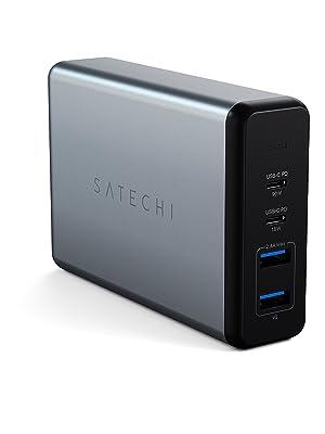 Satechi 108W Pro USB-C PD Desktop Charger