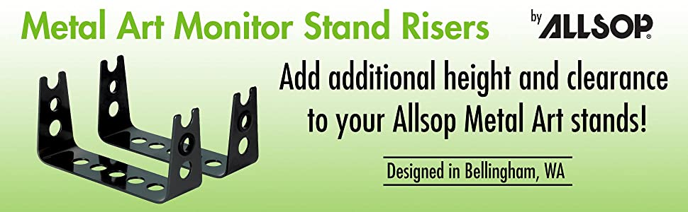 monitor riser, monitor stands,