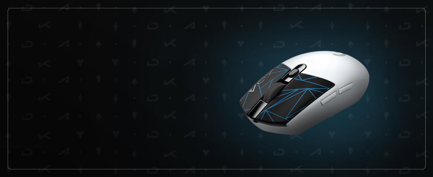 G305 KDA Gaming-Maus