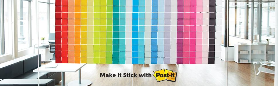 Make it Stick with Post-it