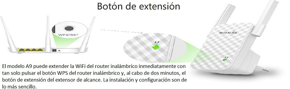 boton extension
