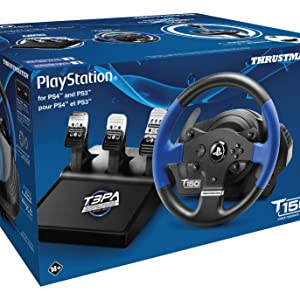 Amazon com: Thrustmaster T150 PRO Racing Wheel For PS4/PS3
