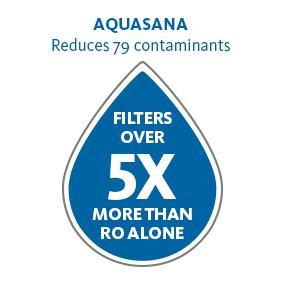 Reduces 79 Contaminants