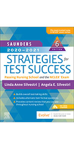 test strategies, nclex, silvestri