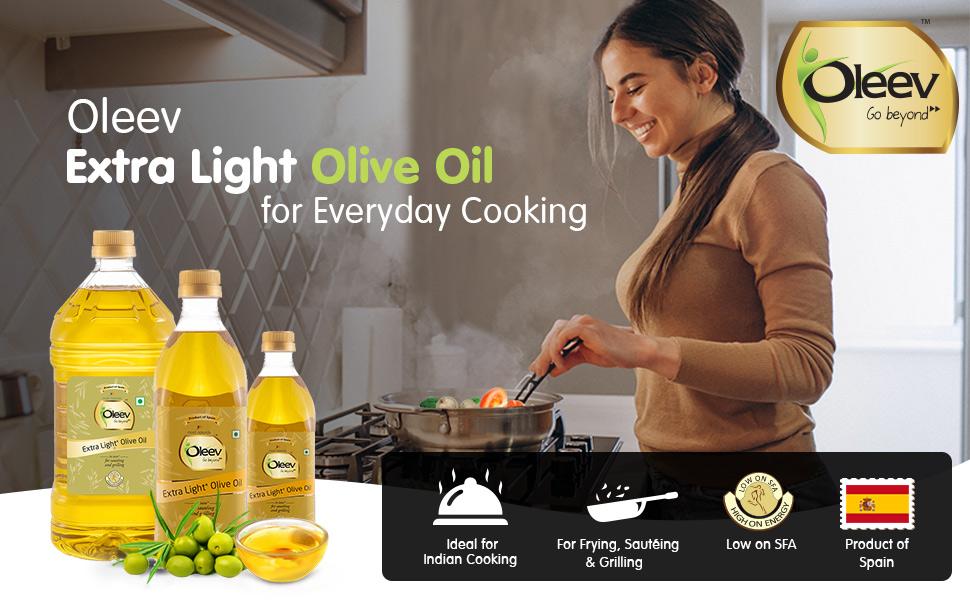 Extra Light Olive Oil