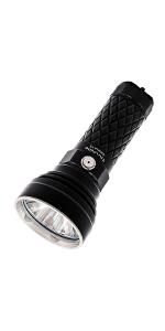 750 meters thrower flashlight