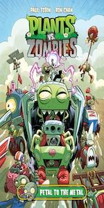 Plants vs. Zombies, PvZ, Kids Comics, Kids Graphic Novels, Reluctant Readers, Boys Comics