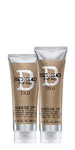TIGI Bed Head for Men Charge Up Thickening Range