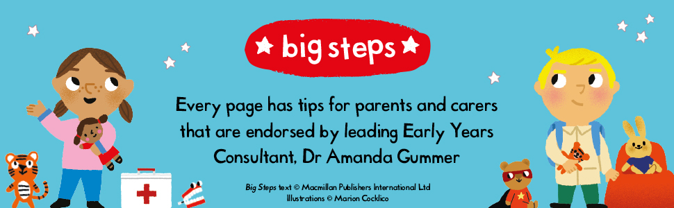 Big Steps, Toddlers, Learning, Novelty, Children, Series, Dentist, Nursery, Dressed, Nappies