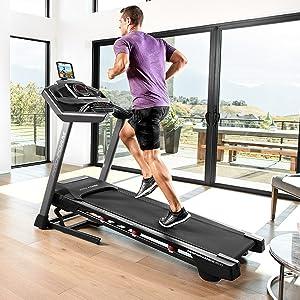 Performance 600i, treadmill, incline, quick, speed, ifit