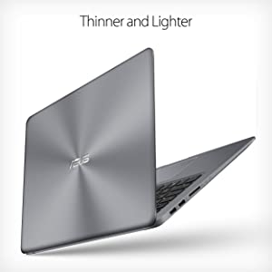 Thinner and Lighter