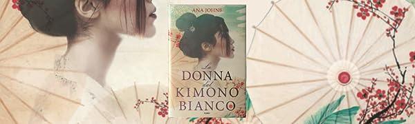 Donna Kimono Bianco