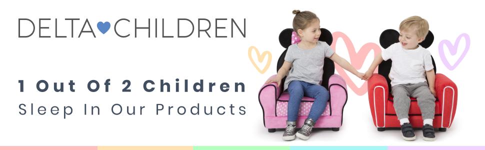 kids furniture nursery baby infant child delta children sets boys girls